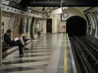 Лондонское метро бастует. «День подарков» на грани срыва