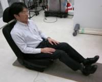 До чего техника дошла. Японцы создадут автомобили, которые будут узнавать хозяина по ягодицам