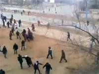 Казахские полицейские, убивавшие безоружных нефтяников, пойдут под суд