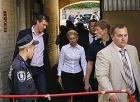 Тюремщики подтвердили: Тимошенко ушла по этапу