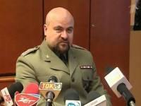 Впечатлительный польский прокурор пустил себе пулю в голову во время пресс-конференции. Видео