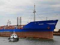 Вслед за утонувшим лайнером «Коста Конкордия» у берегов Албании взорвался и пошел ко дну громадный  танкер.  Без украинцев, естественно, не обошлось