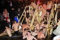 Православные отмечают Крещение. Искупаться не желаете? Фото