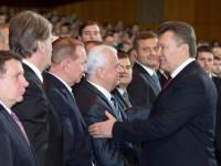 Кравчук, Кучма, Ющенко и Янукович уже тусуются вместе. Фото