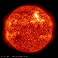 На Солнце что-то так вспыхнуло, что даже эксперты в недоумении. Фото