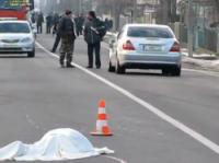 На Закарпатье лихач на «Мерсе» прямо на «зебре» насмерть сбил 13-летнего мальчика. Фото