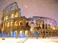Сильные морозы закрыли древний Колизей. Казалось бы, при чем тут сломанная нога?