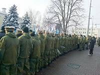 Президент первый повернулся к нам спиной, мы в ответ повернулись жопой /ветеран-афганец/ Фото
