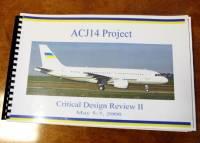 А это крутой самолет, который возит тело Януковича. Фото