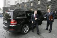 Президент накажет Сашу-Мерседеса Лавриновича за ворованную машину?