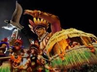 Чудно время провели. Карнавал в Сан-Паулу пришел к своему логическому завершению – мордобою