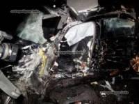 Киев. Citroen Jumper уничтожил Lexus LS 460 – водитель погиб