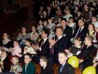 Янукович сводил своего туркменского коллегу в цирк и пообщался с детишками