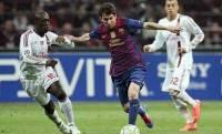 Вы будете смеяться, но «Барса» не забила ни одного мяча «Милану». Зато немцы отомстили французам за пару мировых войн