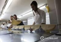 Как ортодоксальные евреи готовят знаменитую мацу