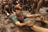 Смесь из пота, грязи и крови. В Австралии прошел настоящий марафон на выживание
