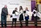 Гран-при конкурса «Здоровым быть выгодно!» Украинского фонда «Здоровье» — у журналистки из Черновцов