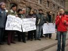 «Форум спасения Киева»: Нам надоело жить в грязных заброшенных домах, ездить по бездорожью и чувствовать себя бесправными в своём родном районе