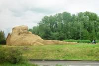 В Голландии построили гигантский памятник ондатре. Зачем?