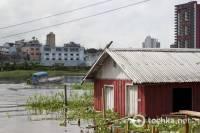 Вот напасть. Бразилия страдает от наводнений и засухи одновременно