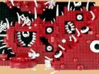 Так выглядят девять кругов ада, полностью сделанные из Lego