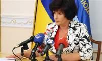 Не прошло и месяца, как оппозиция уже хочет выгнать Лутковскую