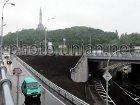 Комиссия не приняла мост Патона в эксплуатацию. Слишком широкая дорога получилась