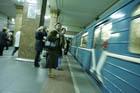 Киевский метрополитен решил окультуривать граждан. Все равно стоят без дела
