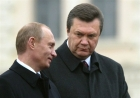 Янукович считает Путина великим артистом