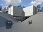 Грузинский архитектор создал, мягко говоря, неоднозначный проект монастыря для своей родной страны