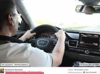 Лихач Лукьянов доказал, что умеет разгоняться до 270 км/час