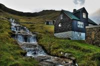 Одна из самых живописных деревень на планете