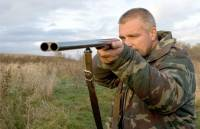 На Полтавщине 300 охотников устроили акцию протеста. С этими лучше не спорить
