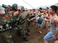 В Китае начались антияпонские погромы