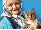 В Днепродзержинске больше не хотят видеть «бабушку с котом». В любом виде