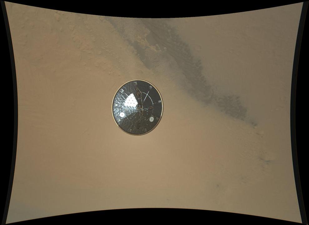 Ликуют марсоход curiosity передал первые