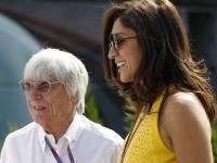 Босс «Формулы-1» тайно женился на женщине, которая младше его на 46 лет