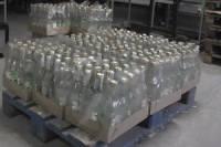 «Акцизная афера» продолжается: налоговики изъяли в Киеве 14 тыс. литров контрафактной водки