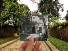 Вьетнамский художник с помощью открыток сделал «машину времени»