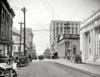 Такими были американские мегаполисы сто лет назад