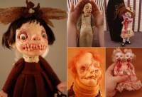 Канадская художница создает куклы, один вид которых вызывает желание позвонить психиатру