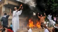 С мусульманами шутки плохи. Разгромлено посольство ФРГ в Судане