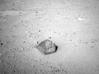 На Марсе обнаружена загадочная пирамида