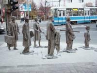В польском Ворцлаве из-под земли вылезают очень странные люди