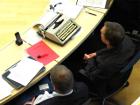 Немецкие депутаты-пираты пришли на заседание парламента с печатными машинками