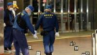 В Токио псих устроил резню на железнодорожной станции