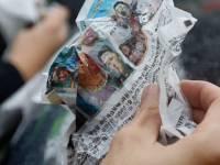 После обещания военного удара, Южная Корея решила завязывать со скандальными листовками