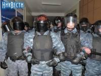 Мажоритарный беспредел власти и лихая идея оппозиции игнорировать новую Раду. Картина выходных (3-4 ноября 2012)