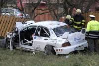 В Чехии на авторалли автомобиль врезался в толпу зрителей. Есть погибшие