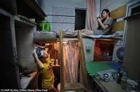 В Китае метраж некоторых квартир… менее 5 кв. метров